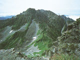 the Northern Japan Alps / Mt. Okuhotaka