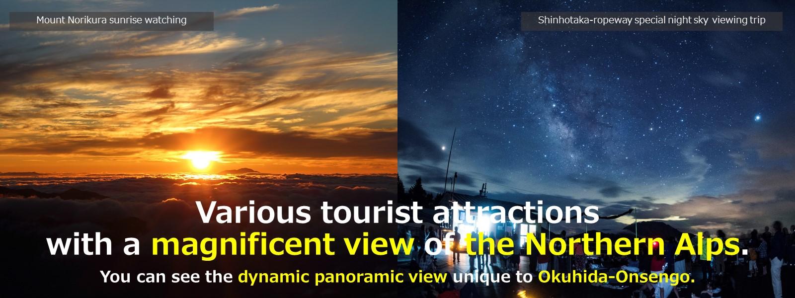 Okuhida-onsengo | Shinhotaka-ropeway special night sky viewing trip